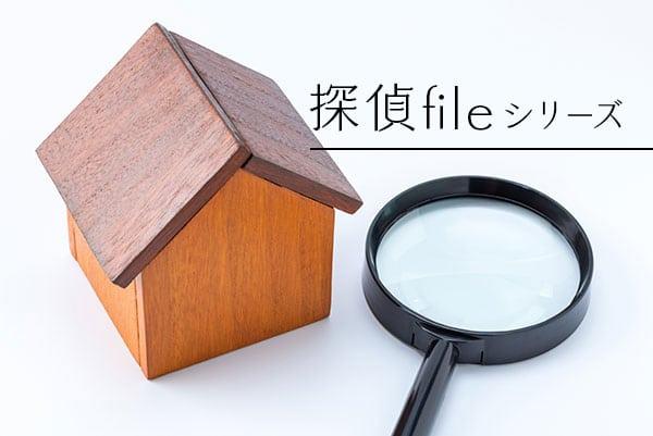 探偵file.1 投資の行方
